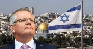 Australian PM suggests moving Israel embassy to Jerusalem, following Trump's footsteps