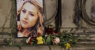European Leaders Want Investigation Of Slain Bulgarian Journalist