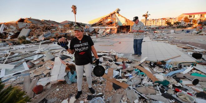 Large swath of Panhandle suffering after 5 days of storm