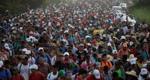 Migrant Mexican caravan to take a temporary halt to U.S. post abduction of a child