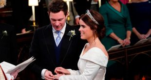 Royal wedding- Jack Brooksbank marries Princess Eugenie at Windsor Castle