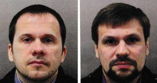 Second suspect in U.K. poisoning case is doctor for Russian intelligence, group says