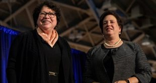 Sotomayor and Kagan call for impartial court as final Kavanaugh vote looms