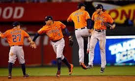 Houston Astros accused of filming in opponents' dugout during ALDS and ALCS