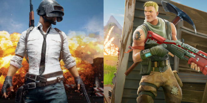 Fortnite Vs Pubg Best Graphics Gameplay Maps And Arenas