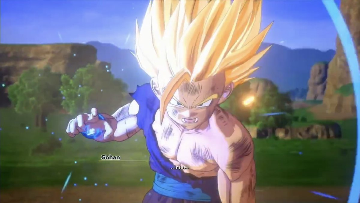 Dragon Ball Z Kakarot Watch New Story Mode Cutscenes Involving Gohan Future Trunks And Others Feed Ride He belongs to a race called the makyans. dragon ball z kakarot watch new story
