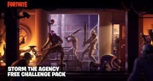 Storm the Agency Free Challenge Pack