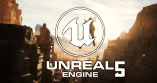 recreation of Unreal Engine 5