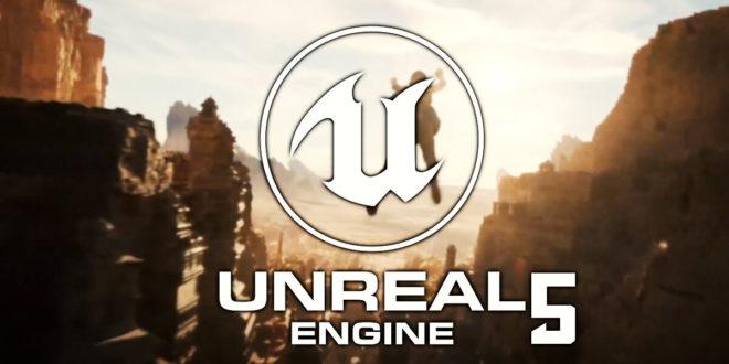 recreation of Unreal Engine 5