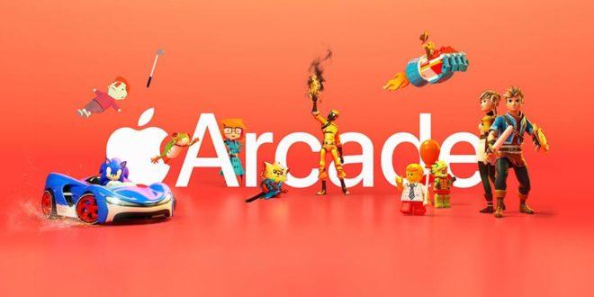 new Apple Arcade strategy