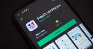 StopCovid France app