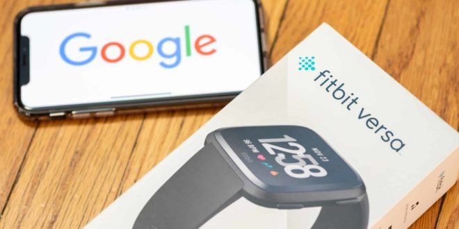 Google's takeover Fitbit